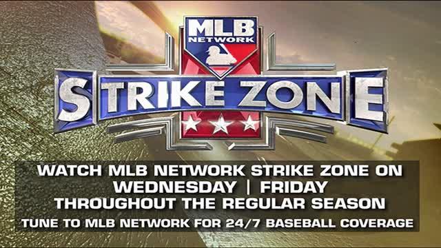 USA MLB Strike Zone