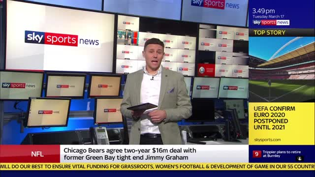 [ Live ] Sky Sports Main Event vip 'Sky Sports News'