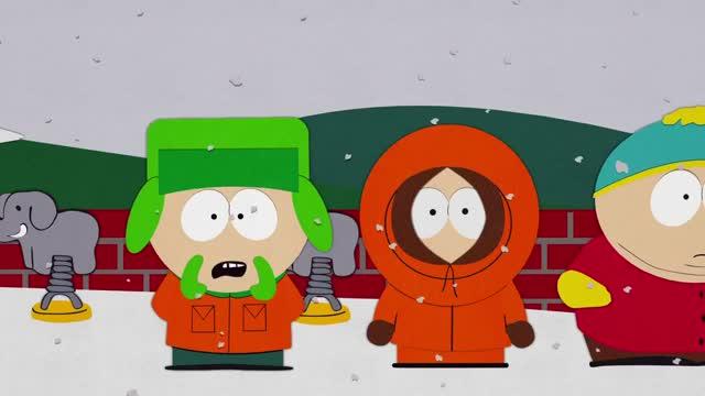 [ Live ] South Park