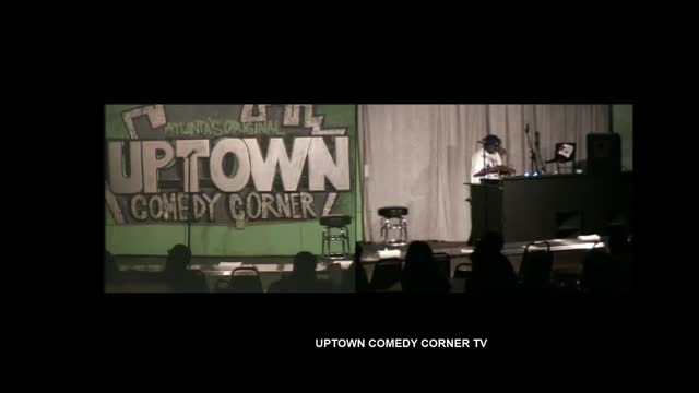 Uptown Comedy Corner live stream channel