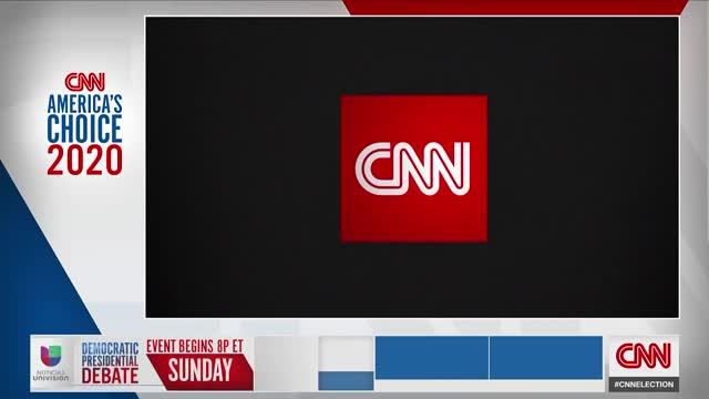 CNN (HD) live stream channel