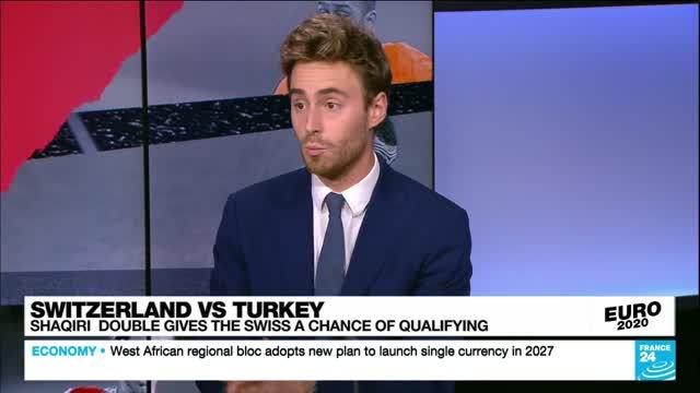 UK France 24 News