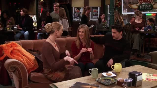 Image: Friends show