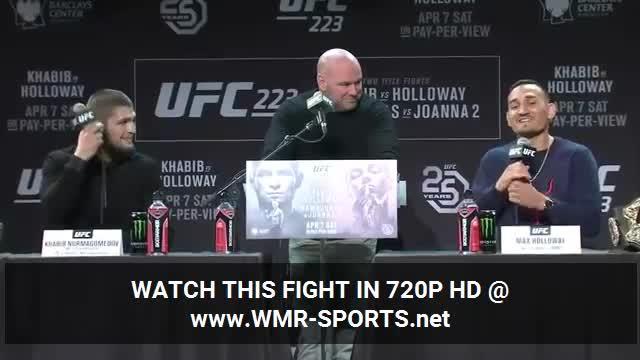 [ Live ] UFC 223, rose joanna khabib PPV UFC 223, rose joanna khabib PPV